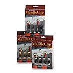 The Original Mantle Clip™ (Set of 4)