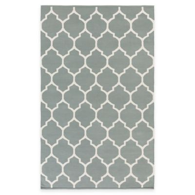Artist Weavers Vogue Claire 8-Foot x 10-Foot Area Rug in Coral