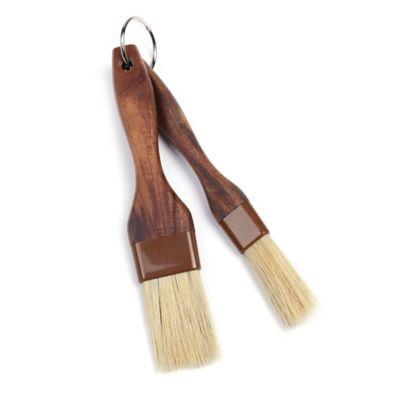Wooden Pastry Brushes (Set of 2)