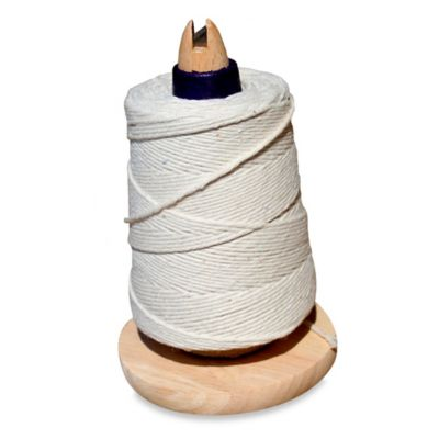 Chef Grade 100% Cotton Cooking Twine with Holder/Cutter