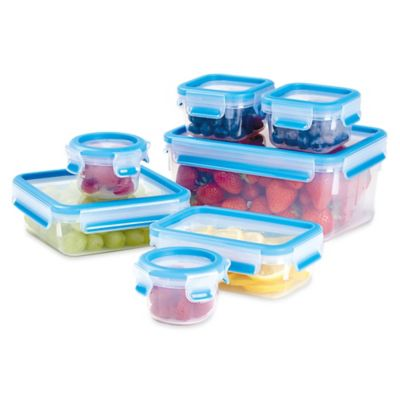 Zyliss® Fresh 14-Piece Resin Food Storage Set