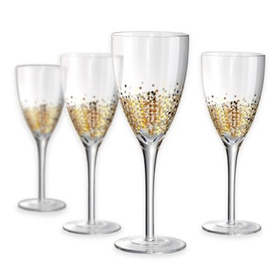Artland® Ambrosia Wine Glasses (Set of 4)