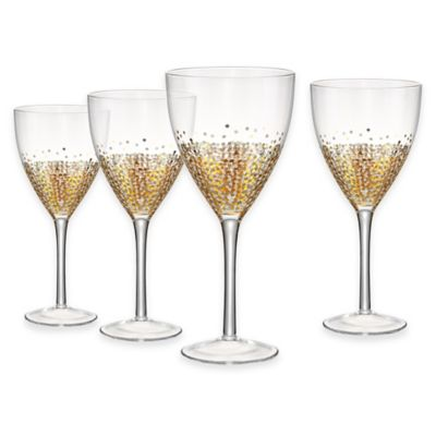 Artland® Ambrosia Goblets (Set of 4)