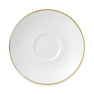 Wedgwood® Jasper Conran Gold Saucer