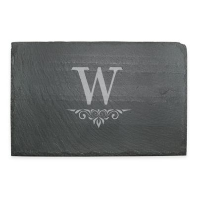 Susquehanna Glass Victoria Slate Cheese Board