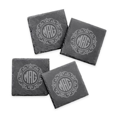 Personalized Bar Coasters
