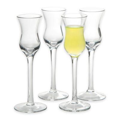 Artland® Limoncello Cordial Glasses (Set of 4)