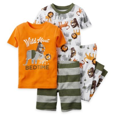 Orange Sleepwear