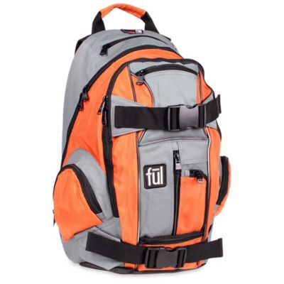 ful® Overton Backpack in Orange