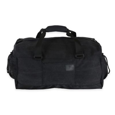 Quiksilver Cottage Duffle Bag in Black