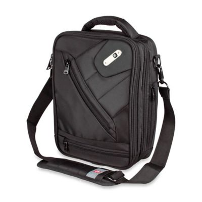 ful® Sidecar Messenger Bag in Black