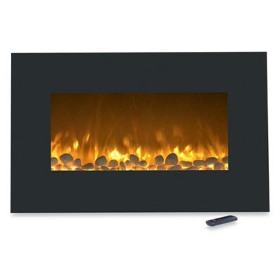 Northwest Color-Changing Electric Fireplace Heater Fireplaces