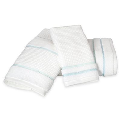 Striped DKNY Towels