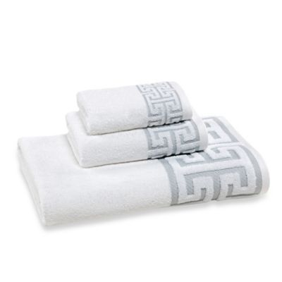 Macedonia Turkish Cotton Hand Towel