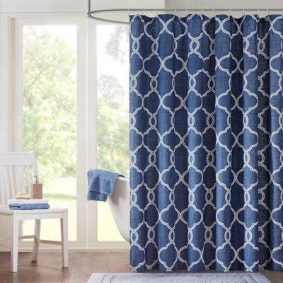 Freya 72-Inch x 84-Inch Shower Curtain