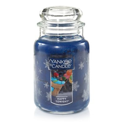 Yankee Candle® Winter Wonderland© Happy Tonight© Large Jar Candle