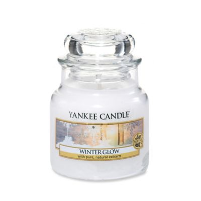 Yankee Candle® Winter Glow Small Jar Candle