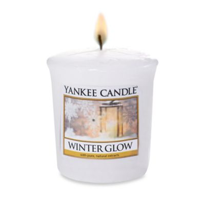 Yankee Candle® Winter Glow Votive Candle