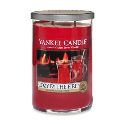 Yankee Candle® Cozy by the Fire™ Large Tumbler Candle