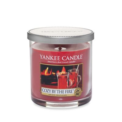 Yankee Candle® Cozy by the Fire™ Small Tumbler Candle