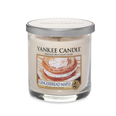 Yankee Candle® Gingerbread Maple Small Candle Tumbler
