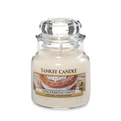 Yankee Candle® Gingerbread Maple Small Jar Candle