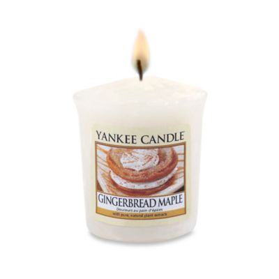 Yankee Candle® Gingerbread Maple Votive Candle