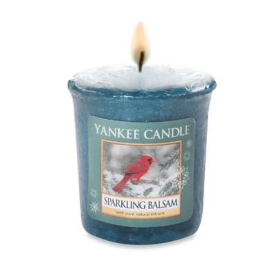 Yankee Candle® Sparkling Balsam Votive Candle