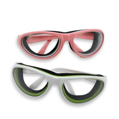Onion Goggles in White