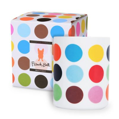 French Bull® Multidot Scented Soy Wax Candles