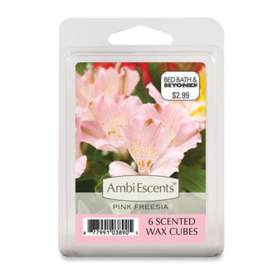 Pink Freesia Fragrance Cubes