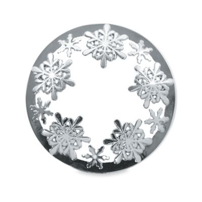 Yankee Candle® Illuma-Lid® Snowflake Candle Topper