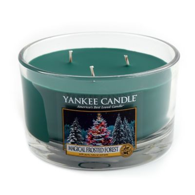 Yankee Candle® Magical Frosted Forest 3-Wick Jar Candle