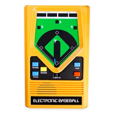 Classic Electronic Baseball Handheld Game