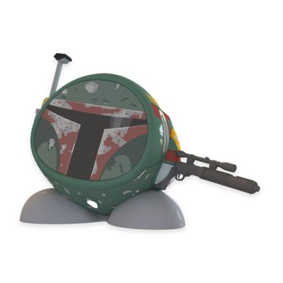 Star Wars™ Boba Fett Wireless Bluetooth® Speaker