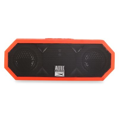 Jacket H20 Waterproof Bluetooth® Wireless Speaker in Red