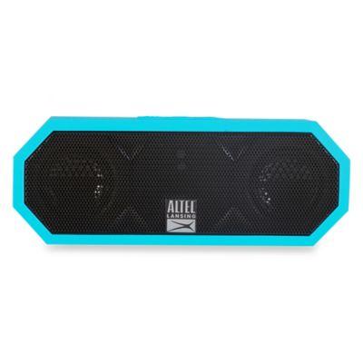 Jacket H20 Waterproof Bluetooth® Wireless Speaker in Blue