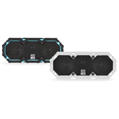 Life Jacket Waterproof Bluetooth® Wireless Speaker in Grey