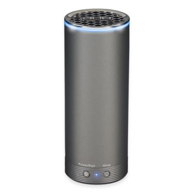 808 NRG GLO Bluetooth® Wireless Speaker in Grey