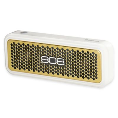 808 Hex XS Bluetooth® Wireless Speaker in Gold