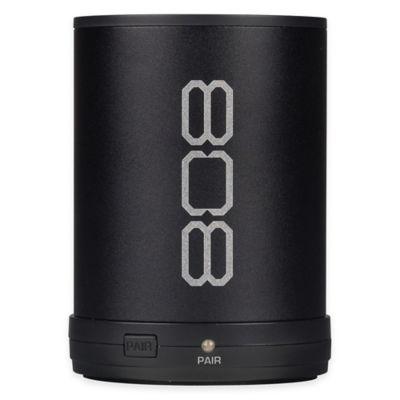 808 Canz Bluetooth® Wireless Speaker in Black