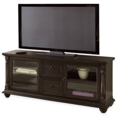 Steve Silver Co. Leona Media Console in Charcoal