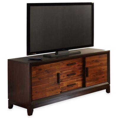 Steve Silver Co. Abaco Media Console in Cherry