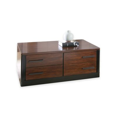 Steve Silver Co. Gale Cocktail Table in Brown
