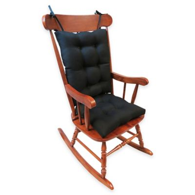 Klear Vu Universal Omega Extra-Large 2-Piece Rocking Chair Pad Set in Omega