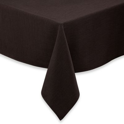 Noritake® Colorwave 70-Inch x 140-Inch Oblong Tablecloth Chocolate