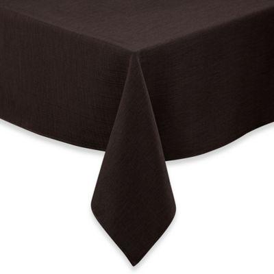 Raspberry Polyester Tablecloth