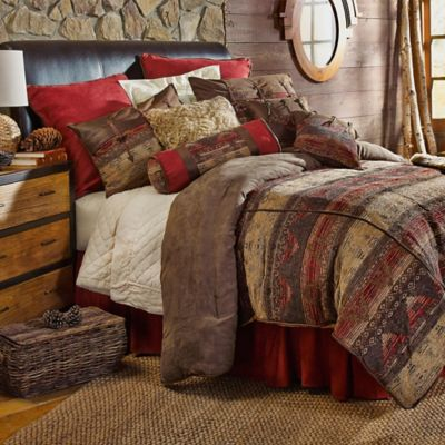 HiEnd Accents Sierra Queen Comforter Set
