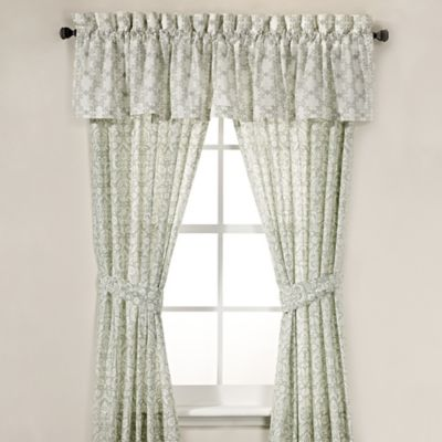 Laura Ashley™ Raeland Designer Window Valance