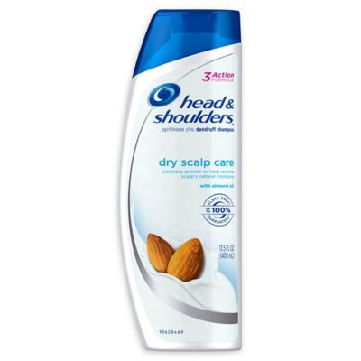 Head and Shoulders® 13.5 oz. Shampoo in Dry Scalp Care with Almond Oil